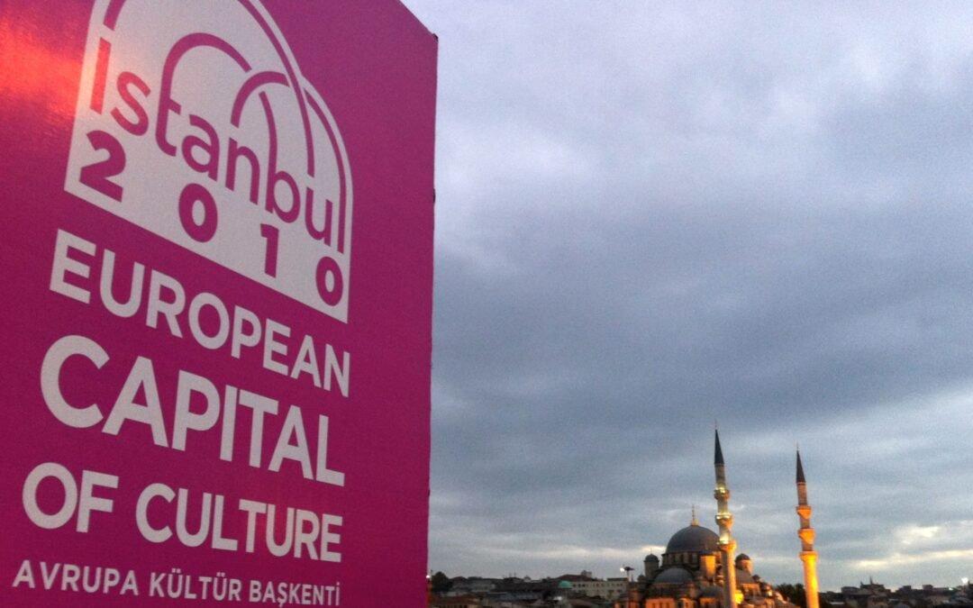 Reise-Mosaik: Die drei Seiten von Istanbul