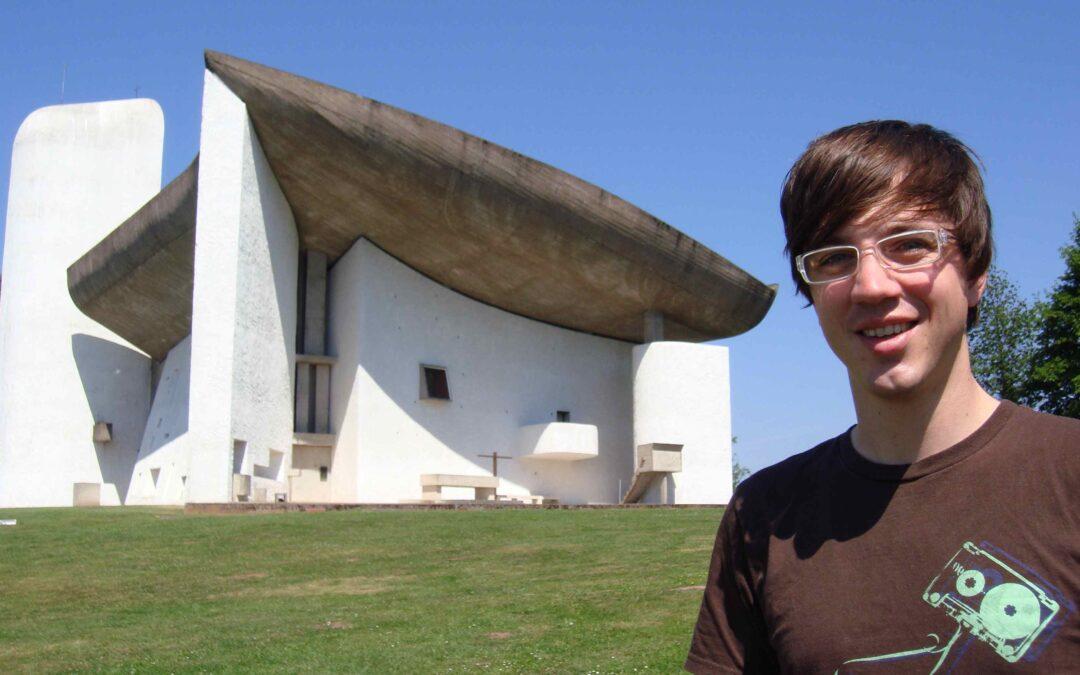 Daniel Sikinger startet sein Volontariat