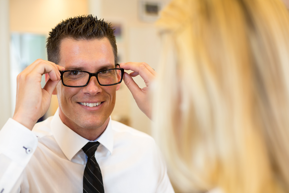 Service: Wie zufrieden sind Sie mit Ihrem Optiker?