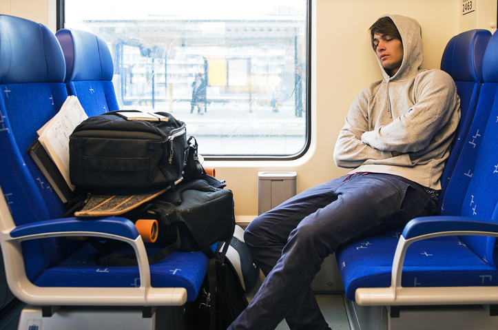 Bahn Knigge: My Train is my Castle