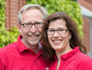Karen und Arne Suter