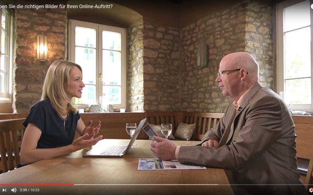 Business TV: Haben Sie die richtigen Bilder für Ihren Online-Auftritt?