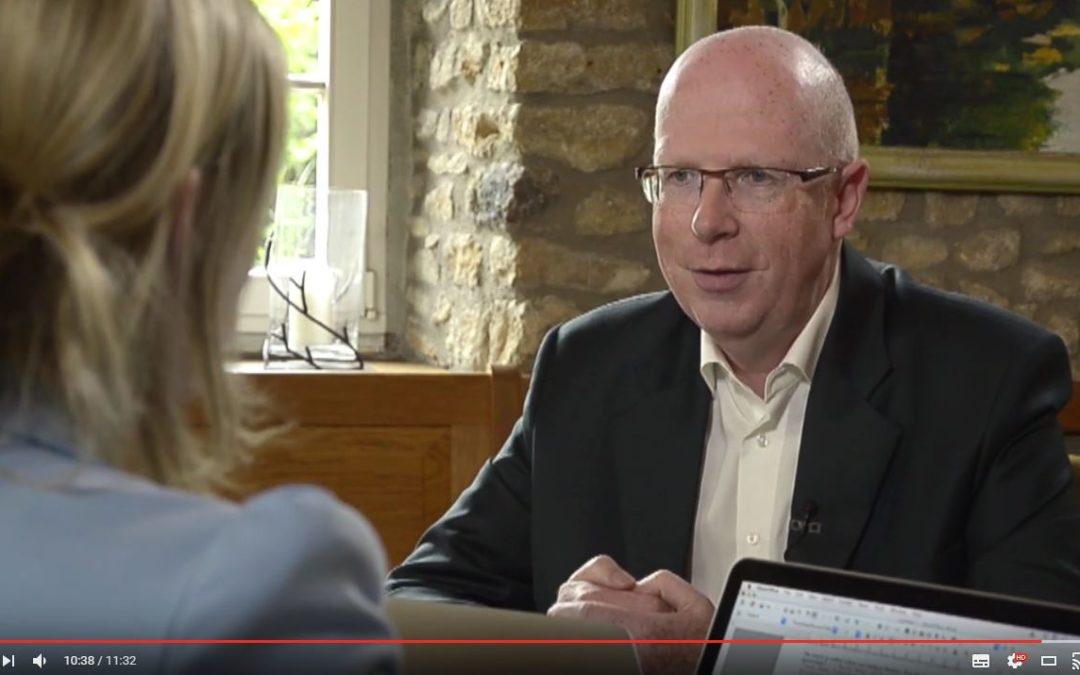 Business TV: Wie präsentiere ich mein Unternehmen am Messestand?