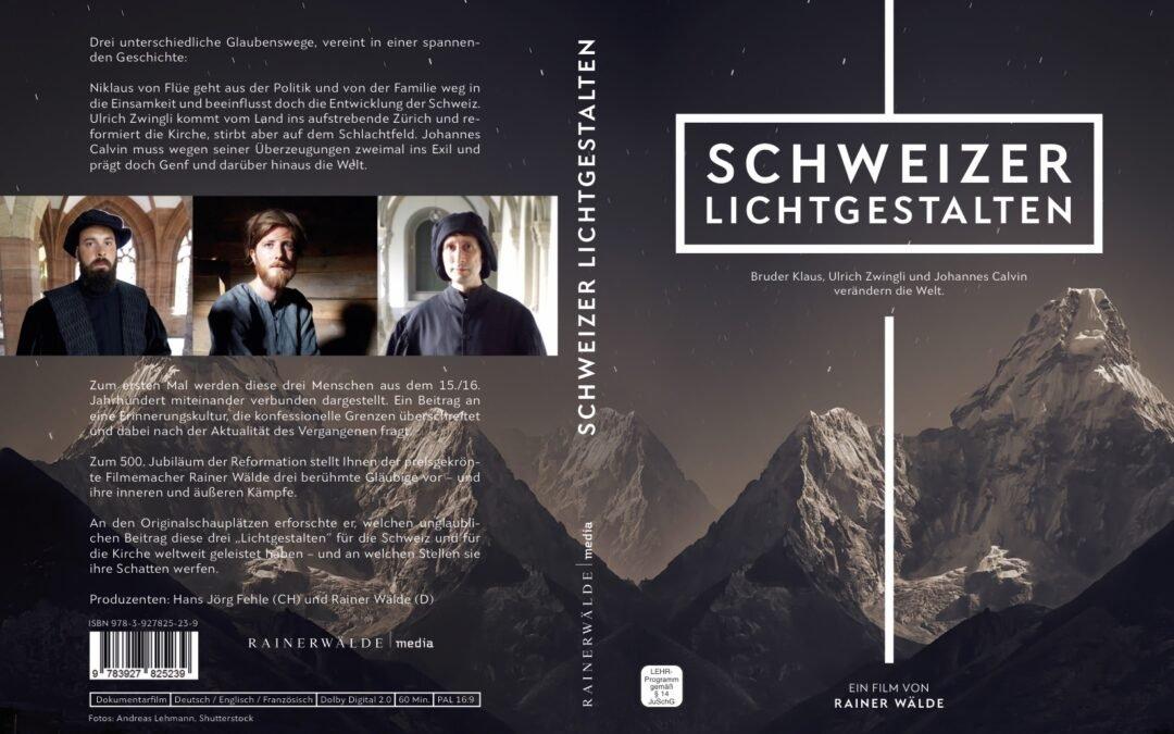 """Weitere Kino-Vorstellungen von """"Schweizer Lichtgestalten"""""""
