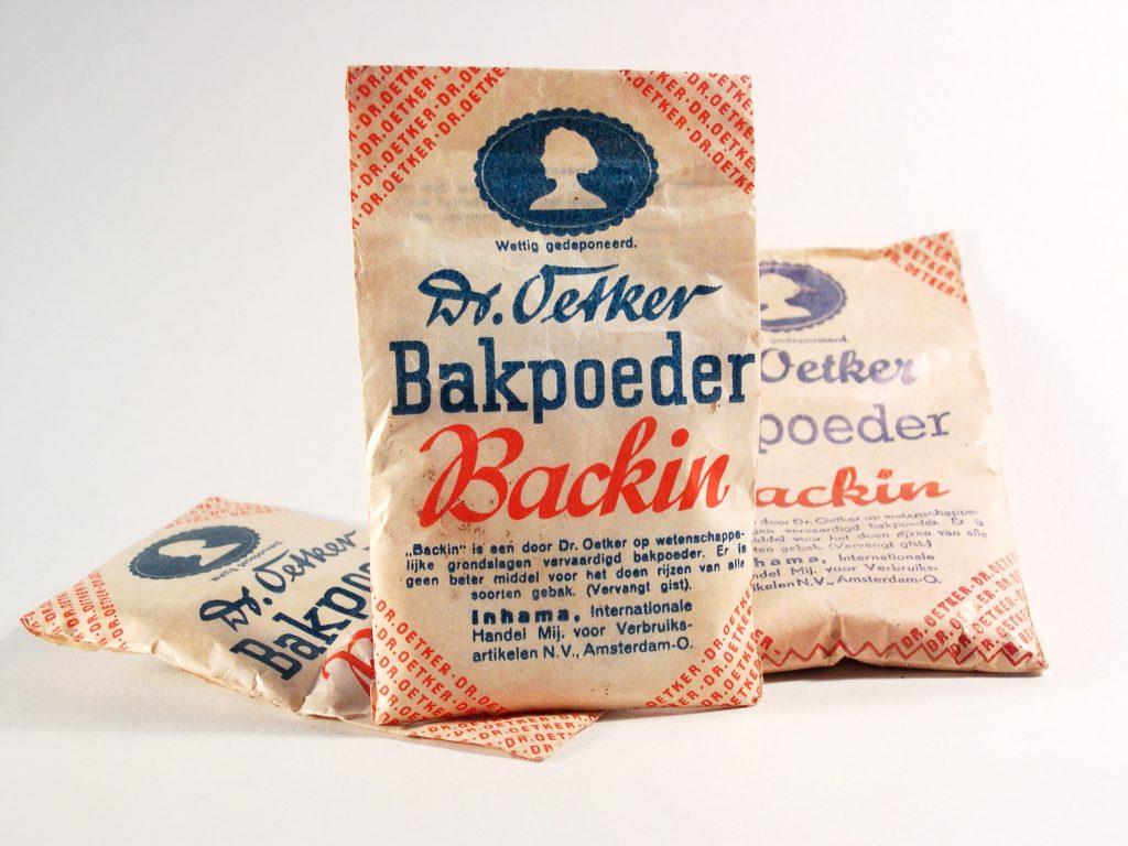 "Dr. Oetkers bekanntes ""Backin"""