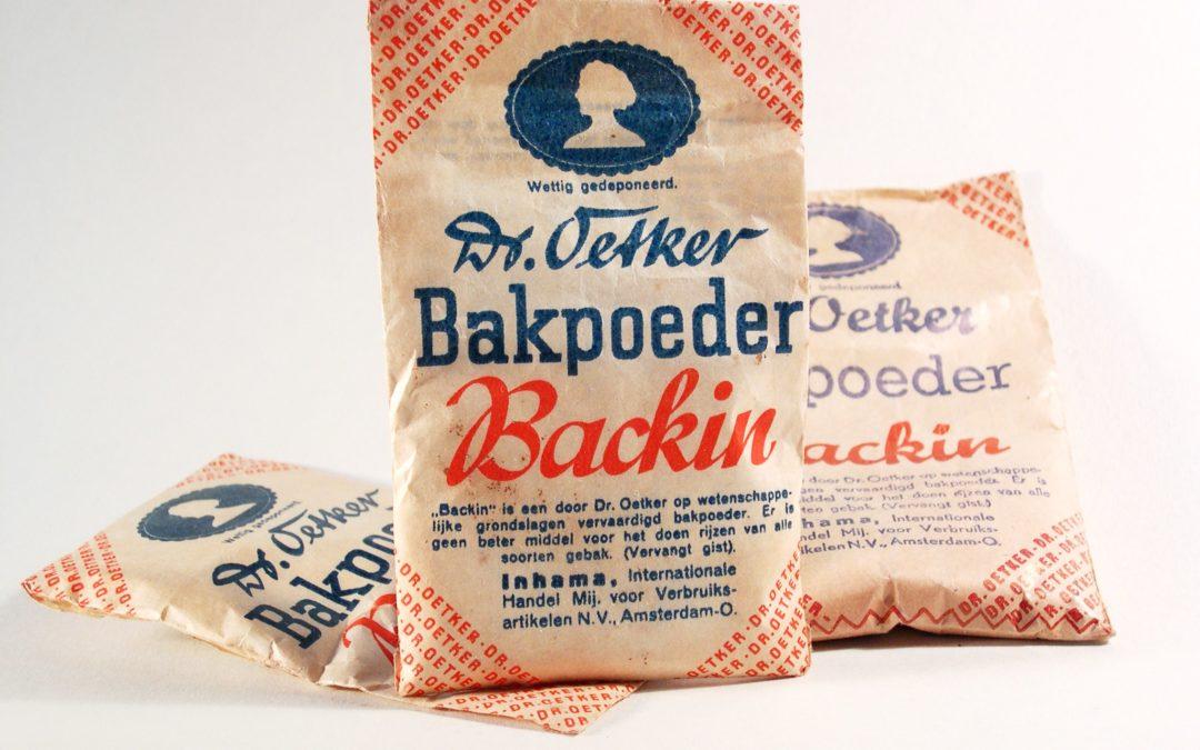 Wie Dr. Oetker die erste Personenmarke erfand