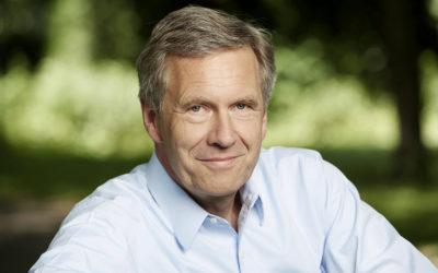 Treffen Sie Christian Wulff und innovative Unternehmer