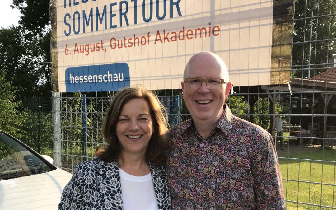 TV-Tipp: Die Gutshof Akademie heute Abend live im HR Fernsehen