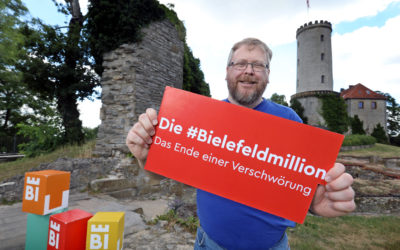 Bielefeld zeigt, wie man clever das eigene Image aufwertet