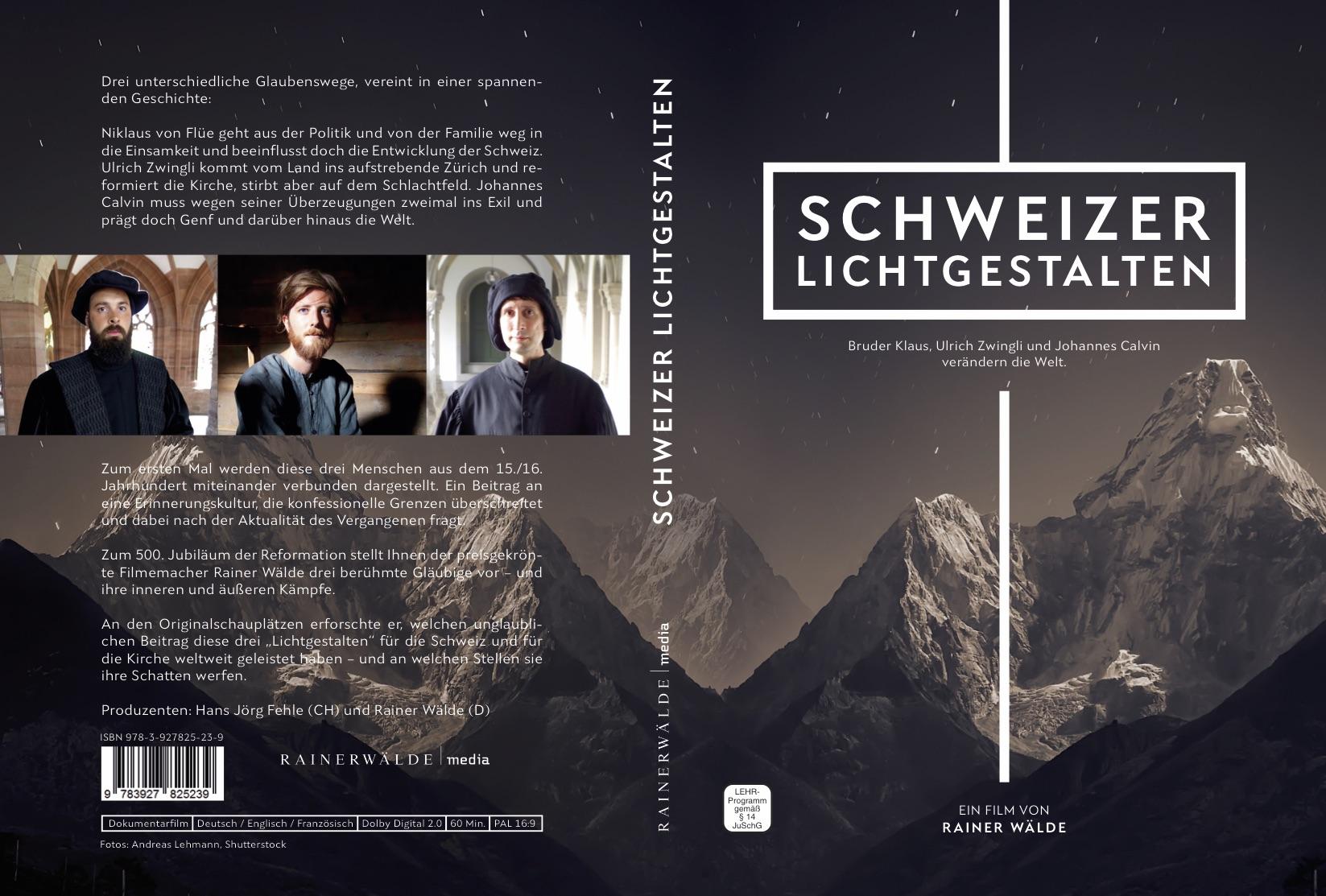 Lichtgestalten-Cover-DVD
