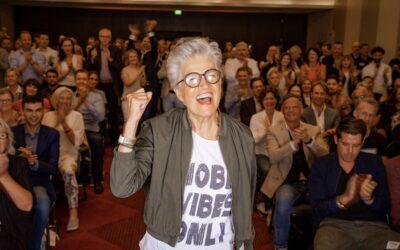 Greta Silver: Jetzt rockt das Alter