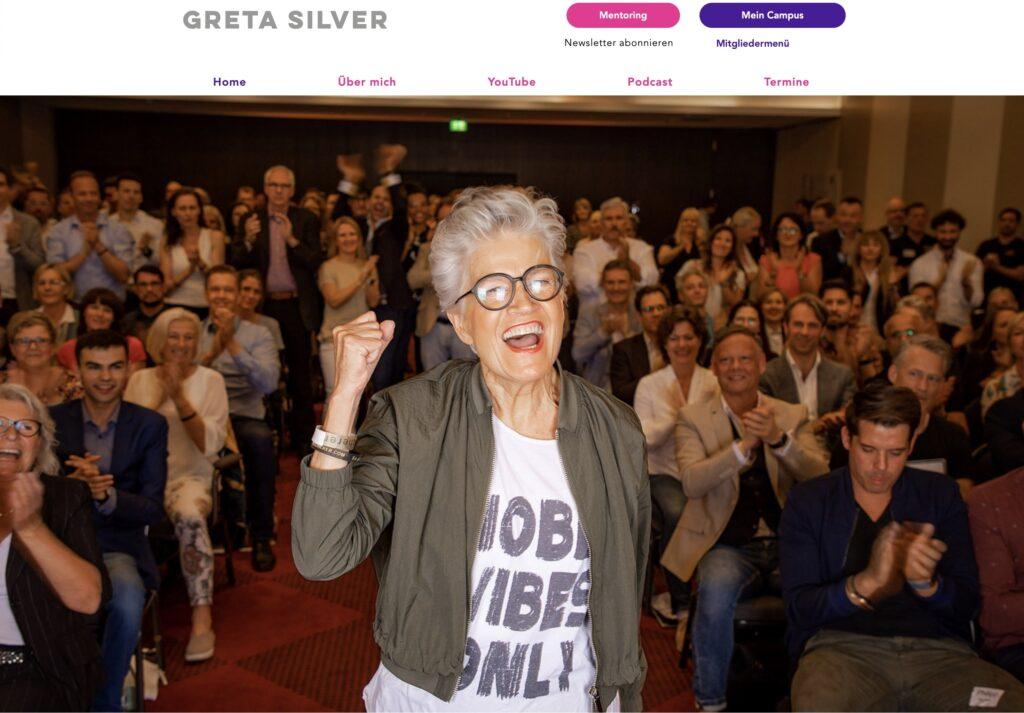 Greta Silver